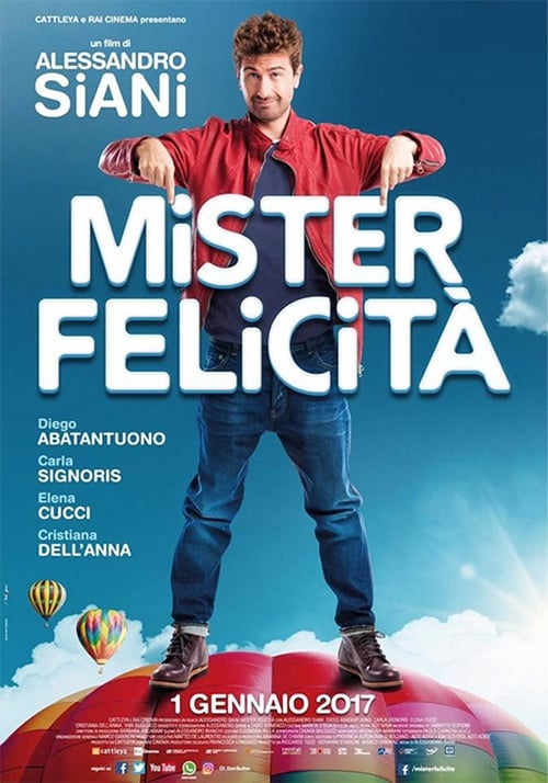 Watch Mister Felicità (2017) in English Online Free