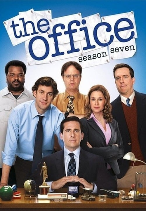 Watch The Office Season 7 in English Online Free