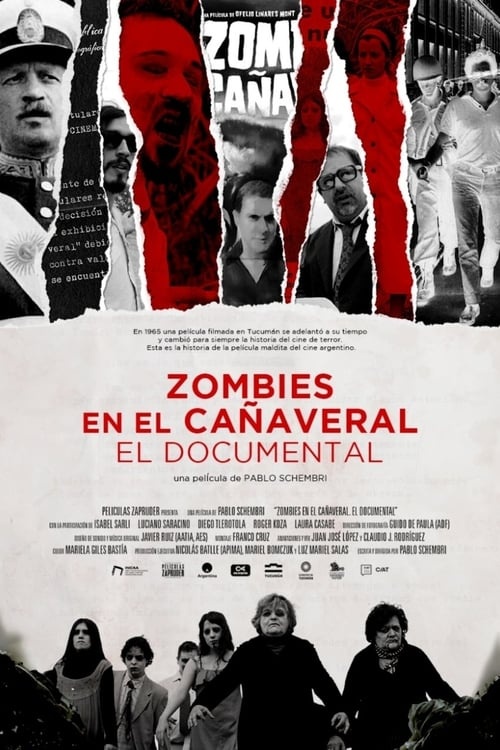 Zombies in the Sugar Cane Field. The Documentary