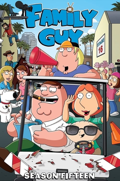 Family Guy Season 15