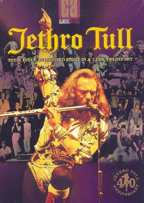 Jethro Tull  Their Fully Authorized  Story