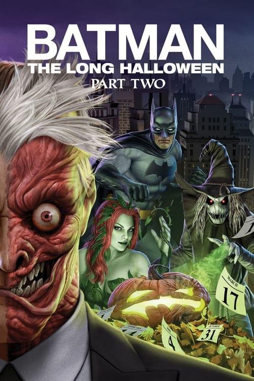 Batman The Long Halloween Part Two