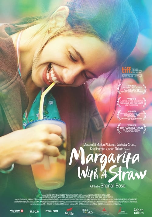 Margarita with a Straw