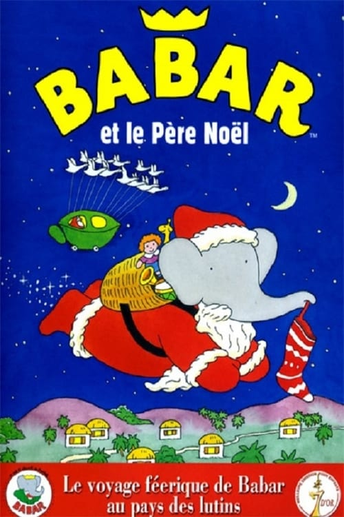 Largescale poster for Babar and Father Christmas