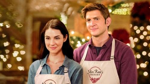 A Sweet Christmas Romance Poster