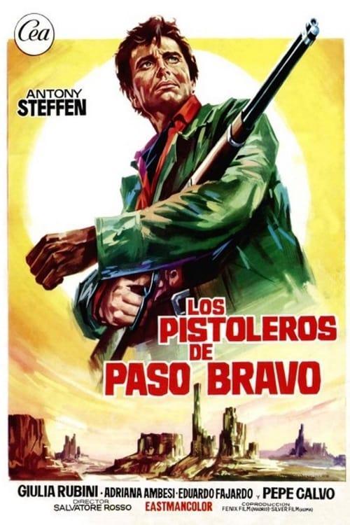 Watch A Stranger in Paso Bravo Full Movie Download