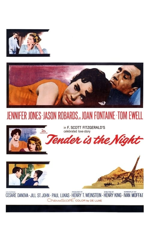 Largescale poster for Tender Is the Night