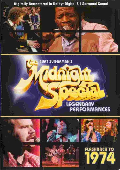The Midnight Special Legendary Performances: Flashback to 1974