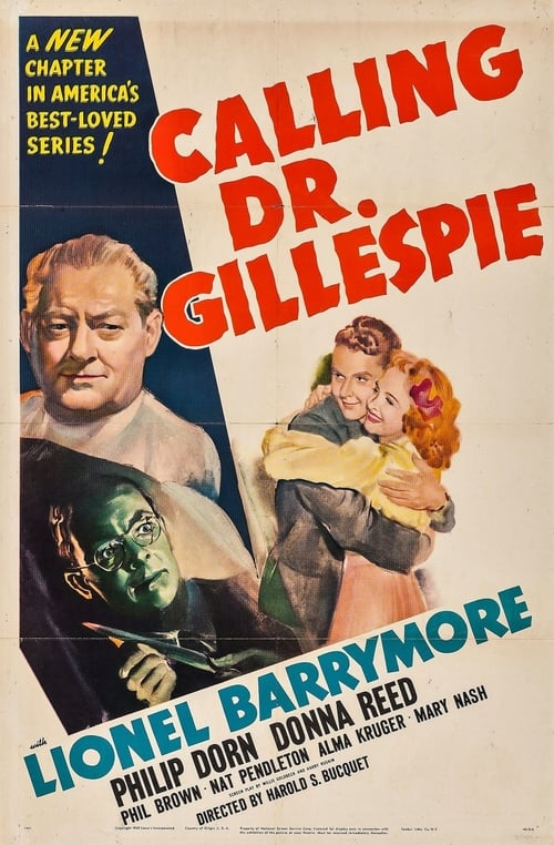 Calling Dr. Gillespie