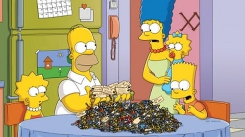 Watch The Simpsons S22E21 in English Online Free | HD