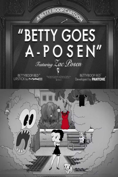Betty Goes a-Posen