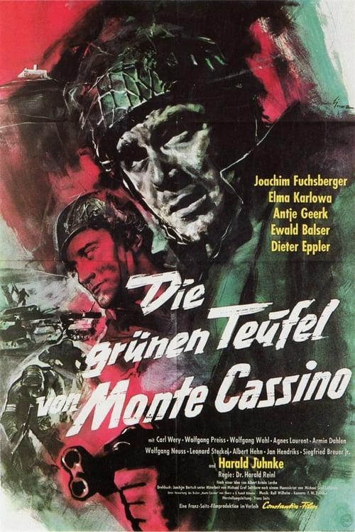 The Green Devils of Monte Cassino