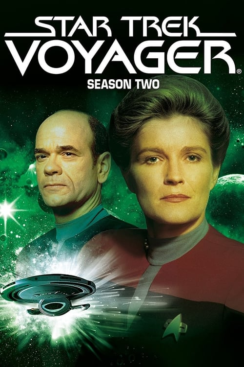 Watch Star Trek: Voyager Season 2 in English Online Free