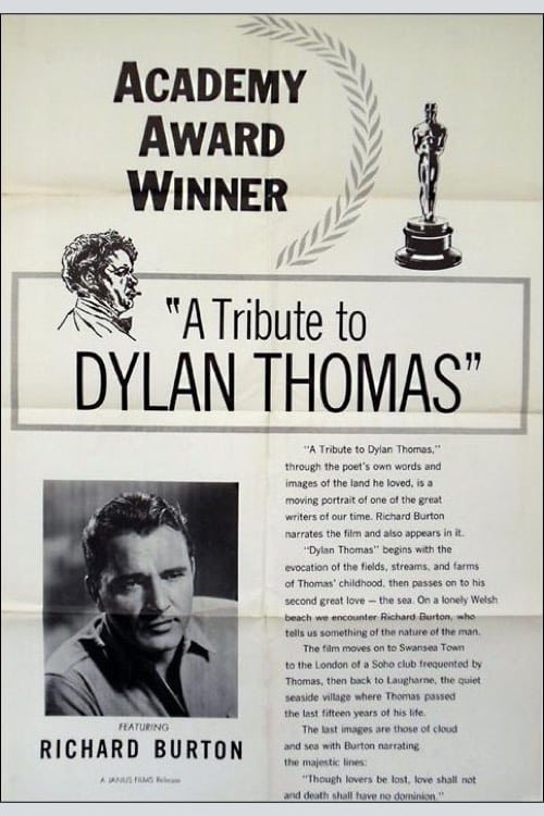 A Tribute to Dylan Thomas