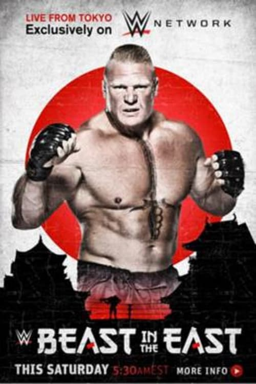 WWE The Beast in the East