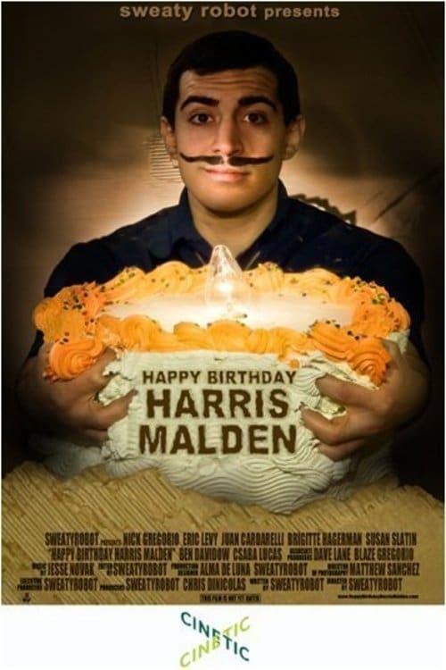 Happy Birthday Harris Malden