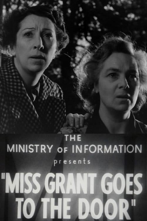 Miss Grant Goes to the Door