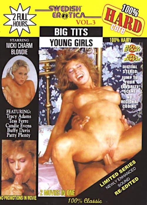 Swedish Erotica Hard 3: Big Tits & Young Girls