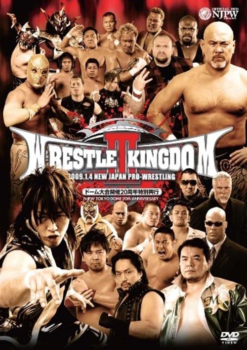 NJPW Wrestle Kingdom III