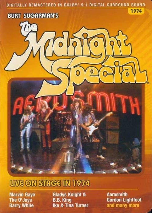 The Midnight Special Legendary Performances: 1974