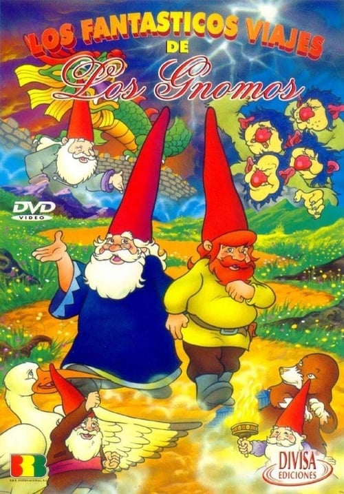 The Gnomes - Amazing Journeys