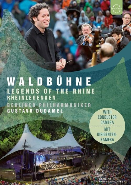 Waldbühne 2017   Legends of the Rhine