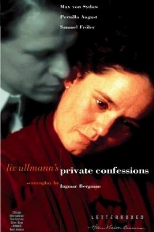 Private Confessions