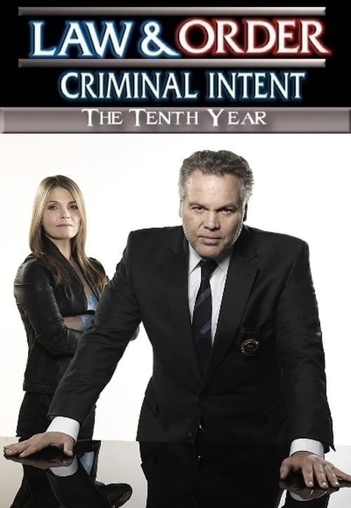 Watch Law & Order: Criminal Intent Season 10 in English Online Free