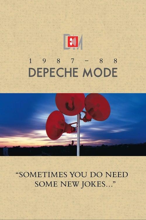 "Depeche Mode: 1987–88 ""Sometimes You Do Need Some New Jokes…"""