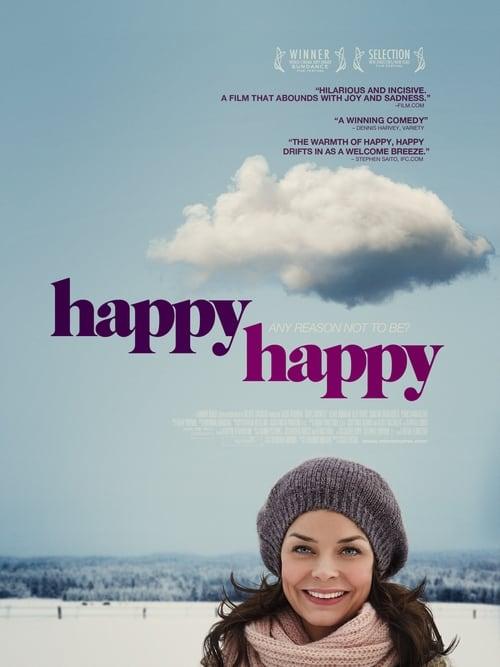 Sykt lykkelig