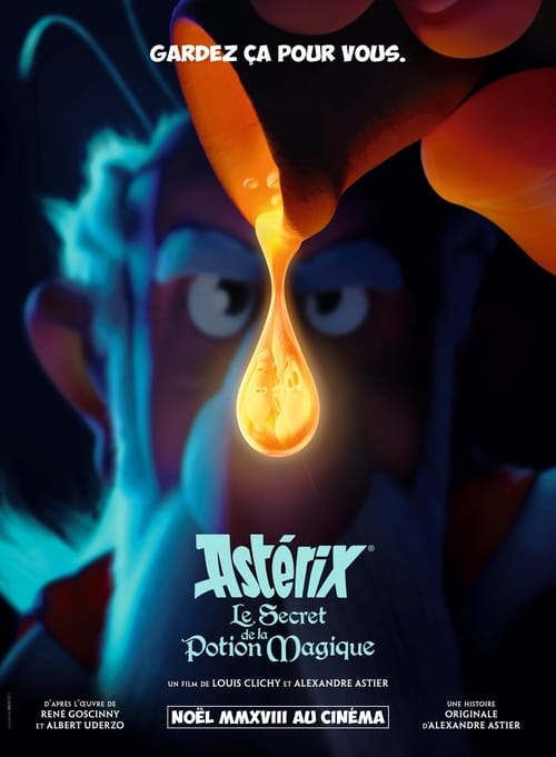 Watch Astérix - Le secret de la potion magique (2018) HD Movie Streaming
