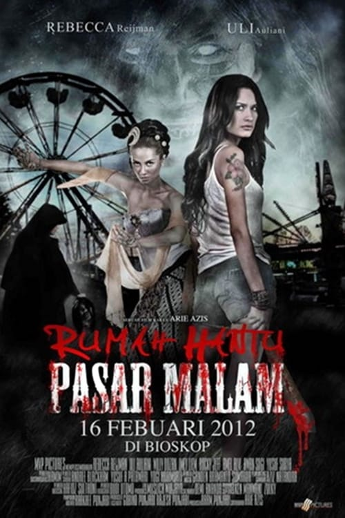 Watch Night Market Ghost House Full Movie Download