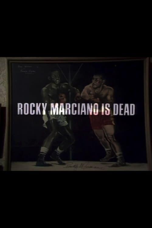 Rocky Marciano Is Dead