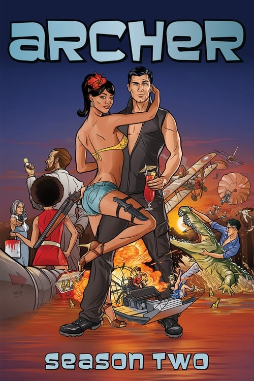 Watch Archer Season 2 in English Online Free