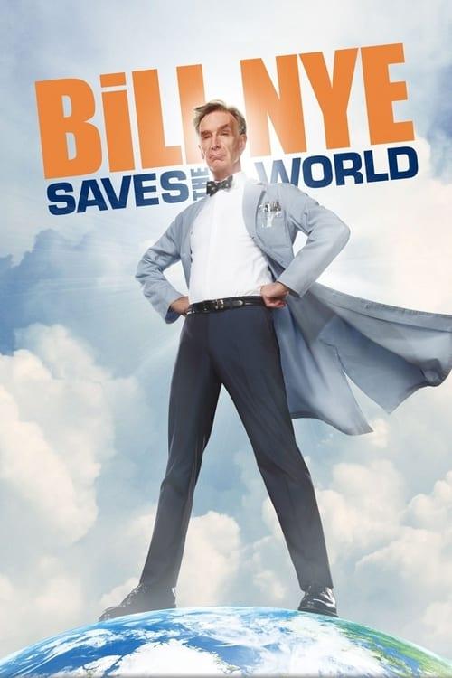 Poster von Bill Nye rettet die Welt