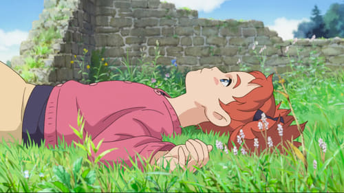 Watch Mary and the Witch's Flower (2017) in English Online Free | 720p BrRip x264