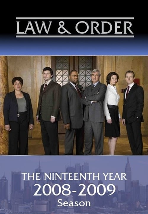 Watch Law & Order Season 19 in English Online Free