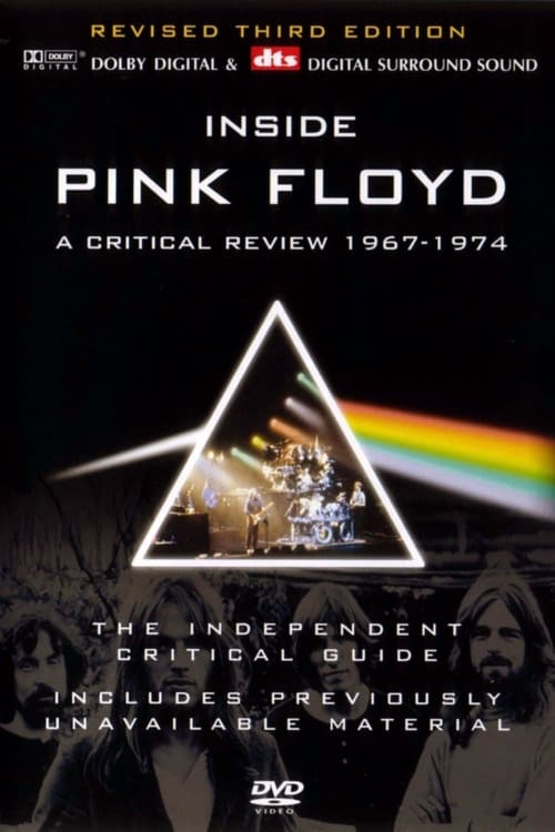 Inside Pink Floyd: A critical review 1967 - 1974