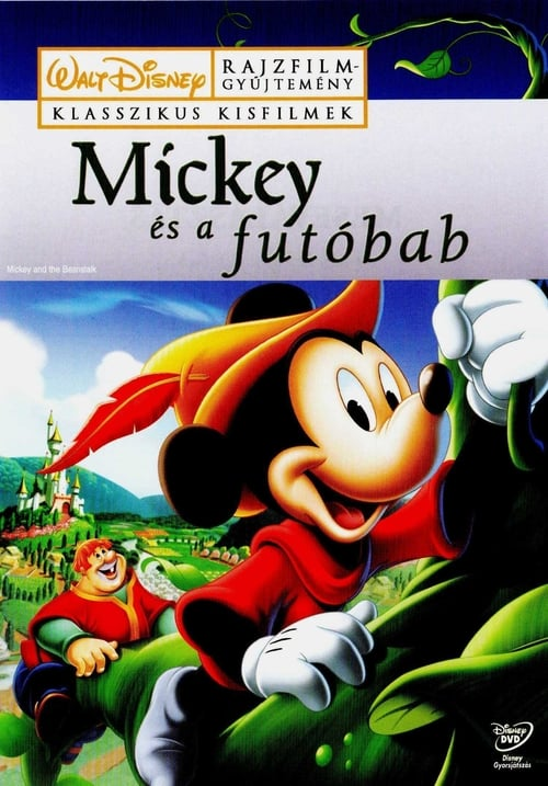 Mickey and the Beanstalk poster