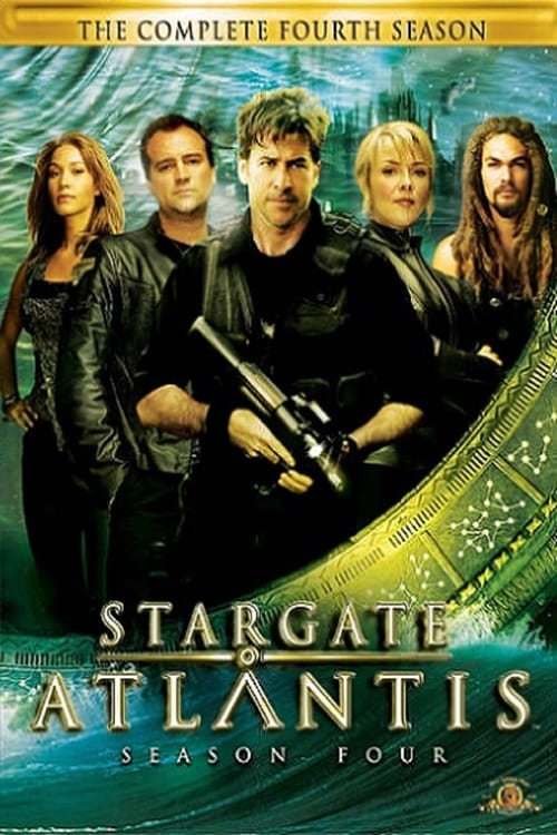 Watch Stargate Atlantis Season 4 in English Online Free