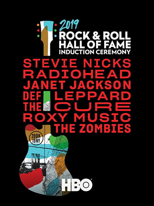 Rock and Roll Hall of Fame 2019 Induction Ceremony