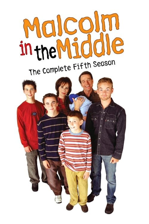 Watch Malcolm in the Middle Season 5 in English Online Free