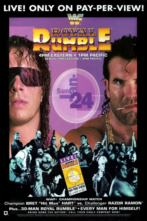 WWE Royal Rumble 1993
