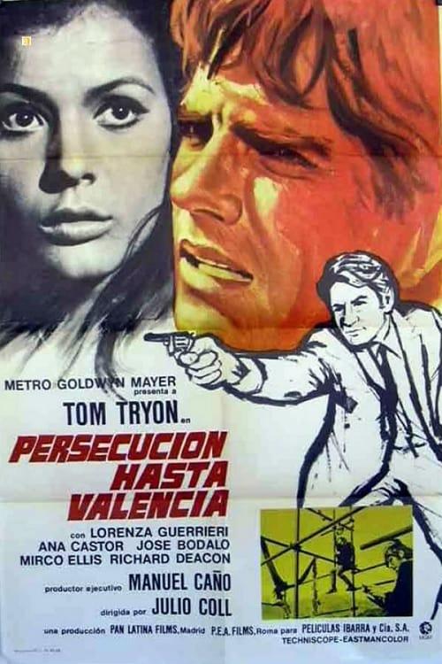 Persecución hasta Valencia
