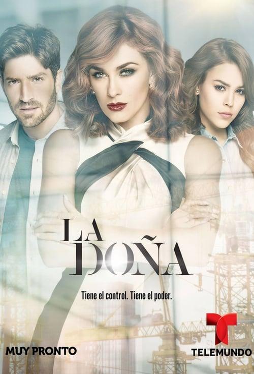 Watch La Doña (2016) in English Online Free | 720p BrRip x264