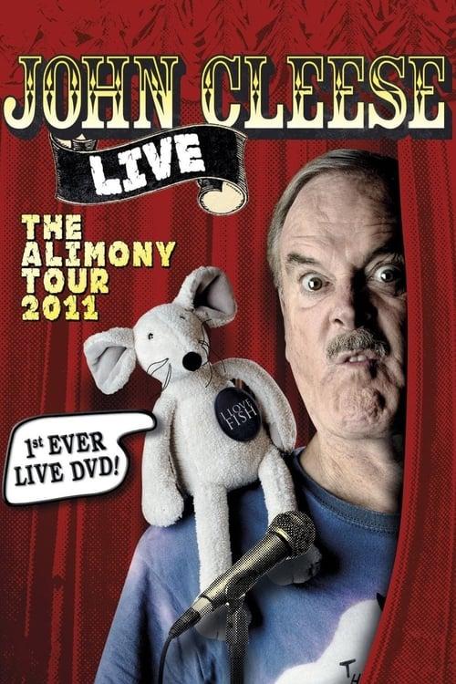 John Cleese - The Alimony Tour Live