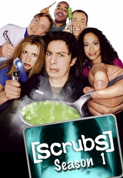 Watch Scrubs Season 1 in English Online Free