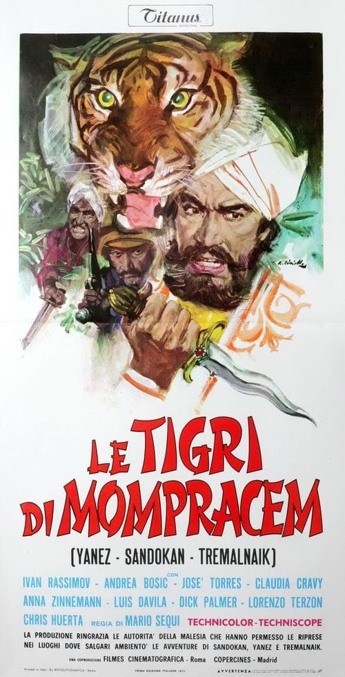 Le tigri di Mompracem