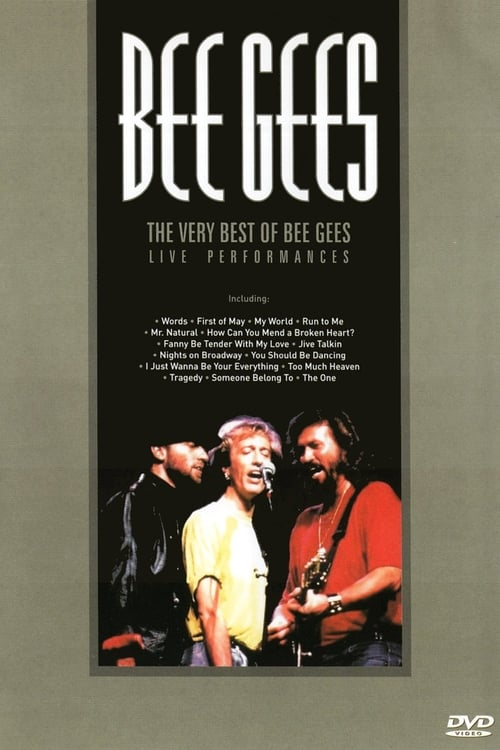 Bee Gees: The Very Best of Bee Gees - Live Performances