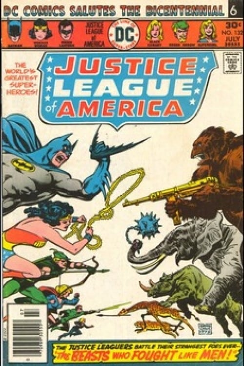 Super Heros United! The Complete Justice League History